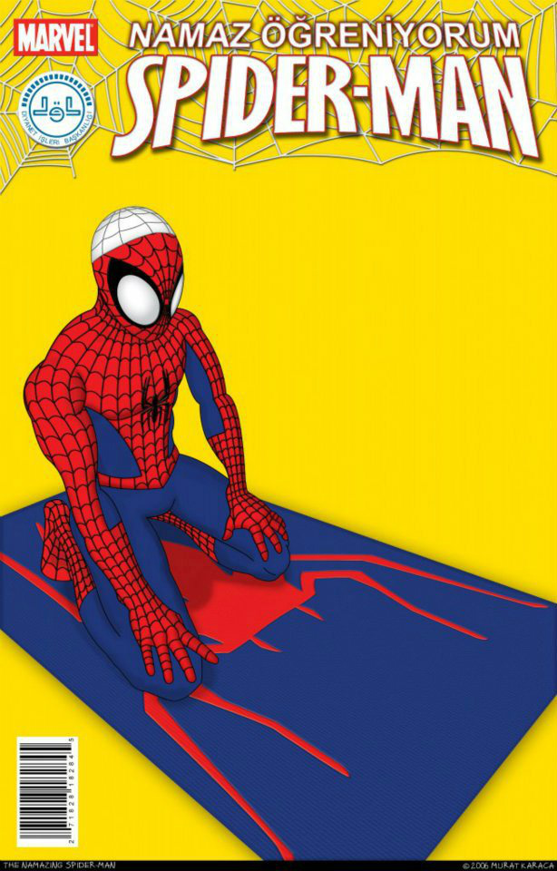 spiderman_namaz