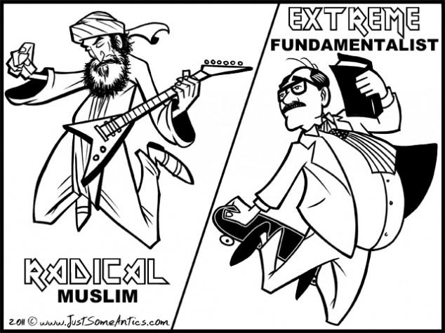 Better Representing Muslims: A Few Ideas