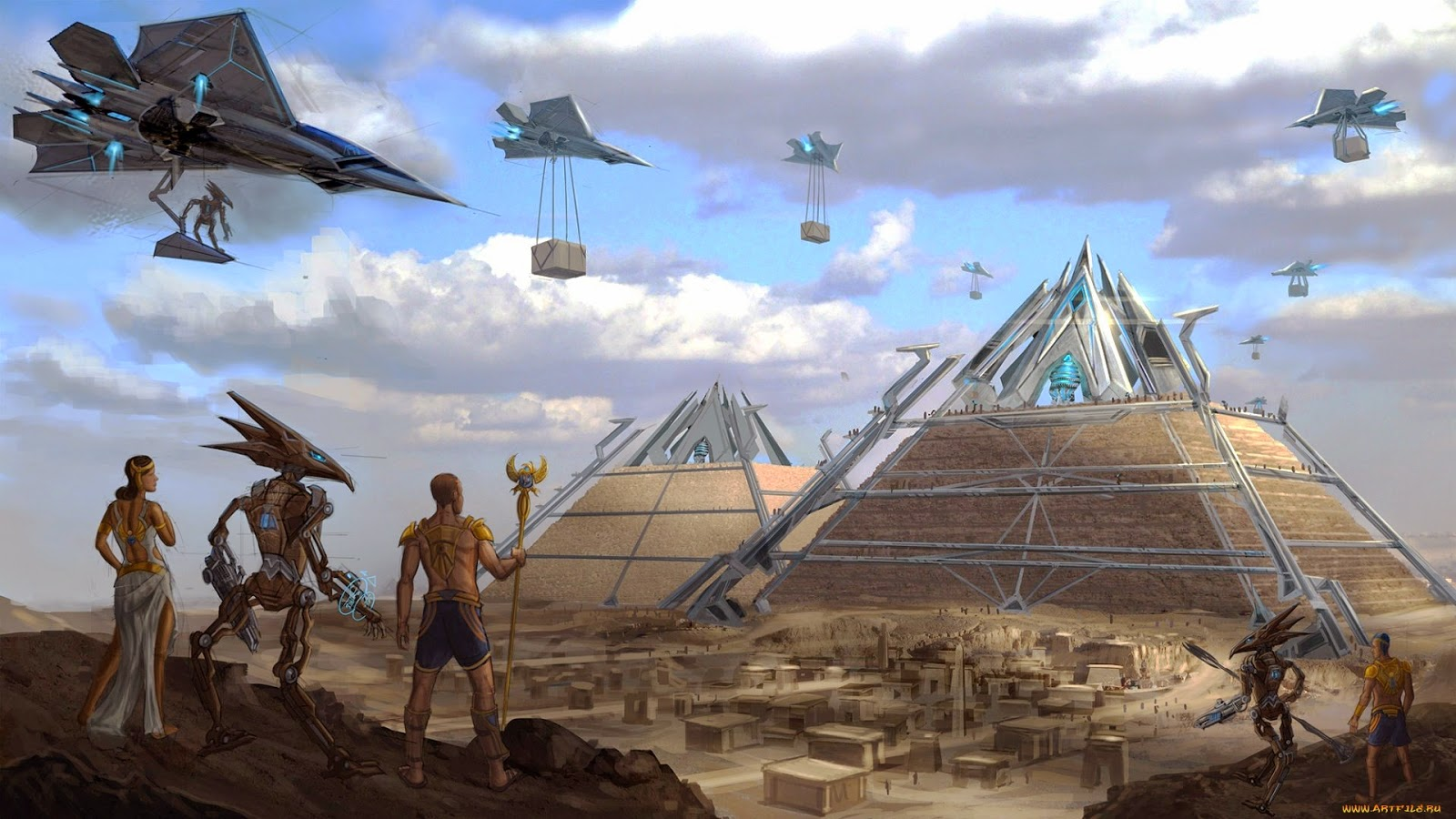 Ancient Black Astronauts and Extraterrestrial Jihads: Islamic Science Fiction as Urban Mythology