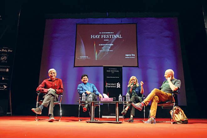 Hay Festival Dhaka