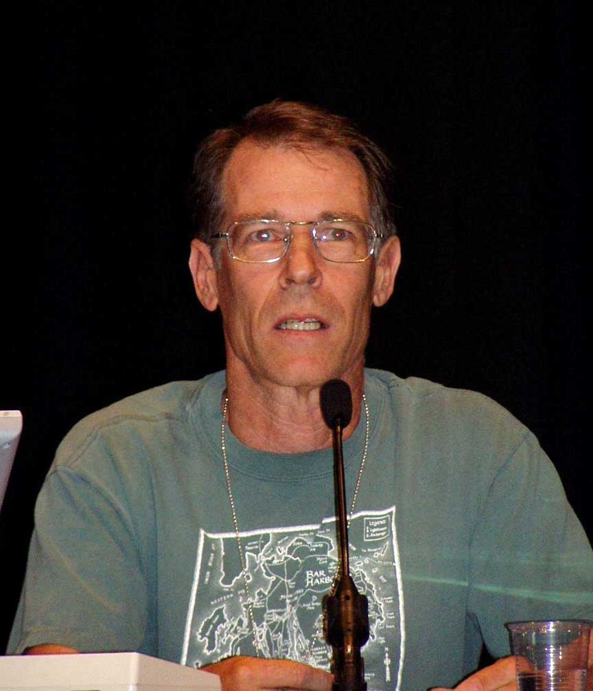 Islam and Sci-Fi interview with Kim Stanley Robinson