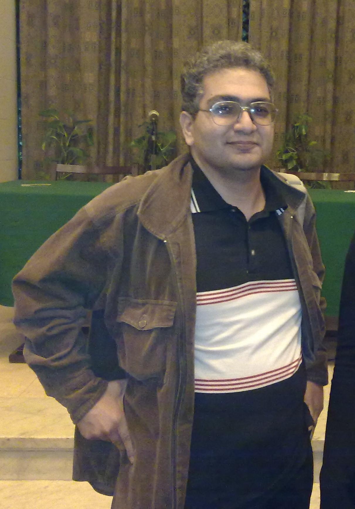 Contributor Bio: Emad El-Din Aysha