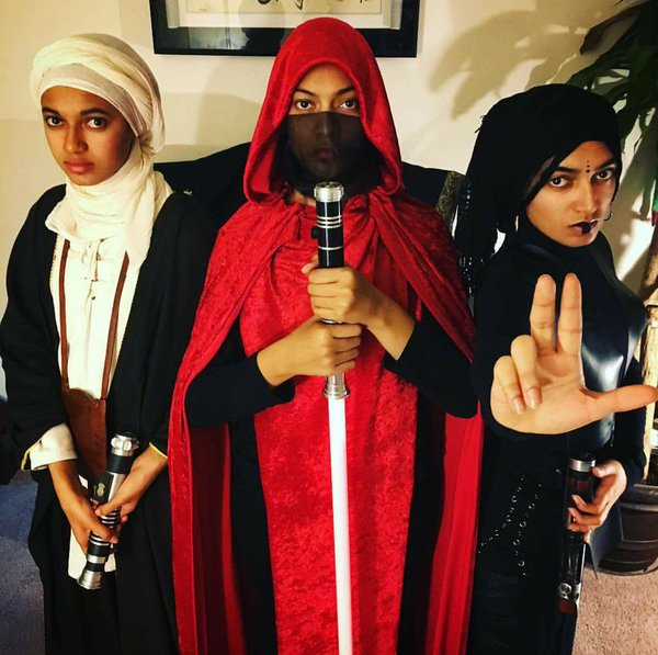 The Rise Of Hijabi Cosplay